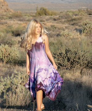 Liliana Tie Dye Dress