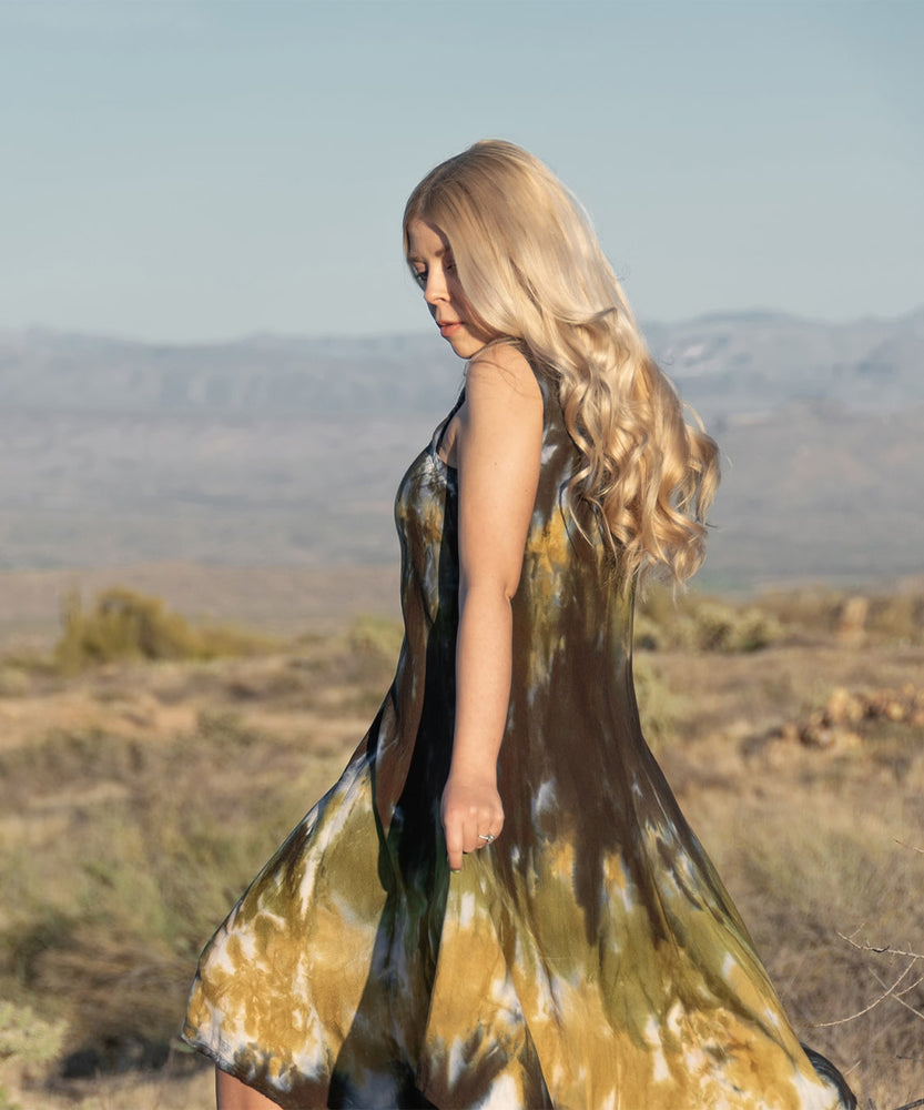 Sylph Tie Dye Dress