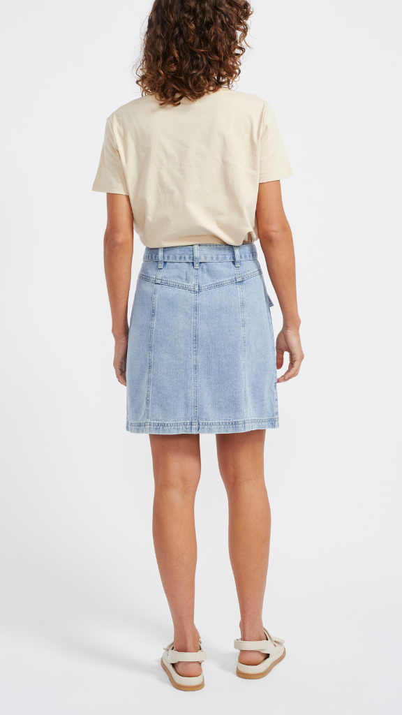 Parker Denim Skirt
