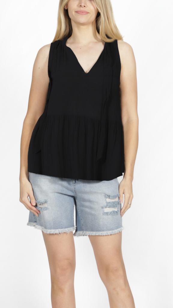 Savvie Top (Black)