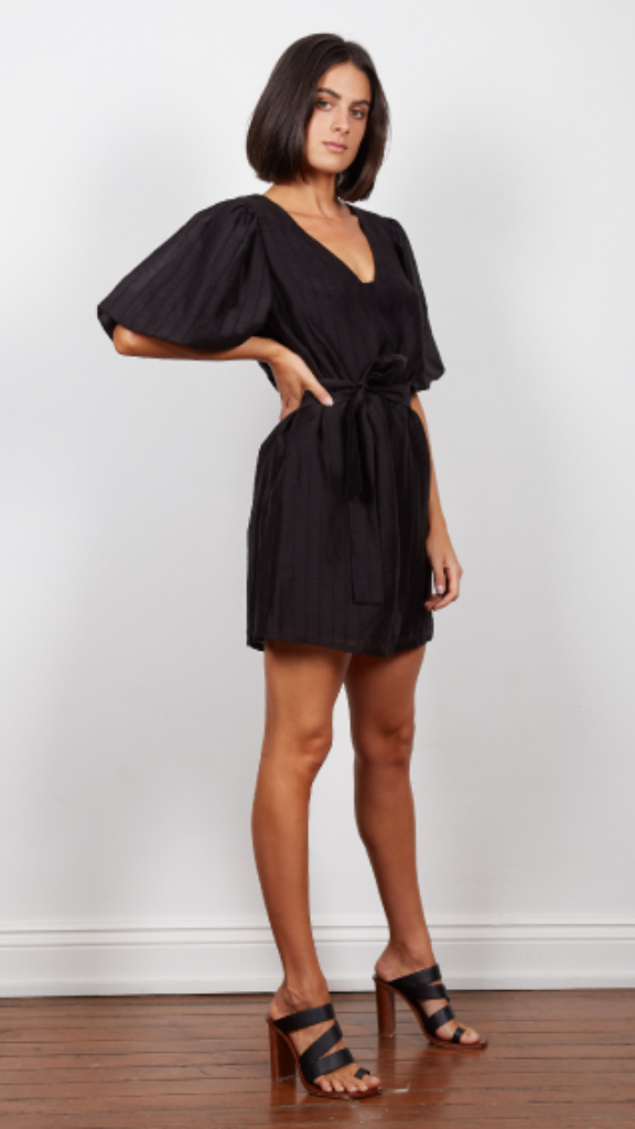 Intentions Dress (Black)