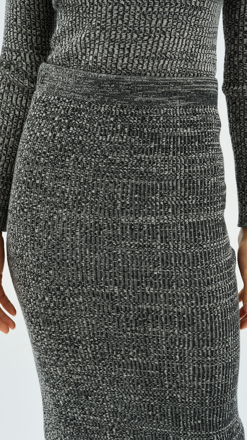 Keely Knit Midi Skirt