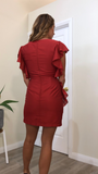 Motion Dress (Red)