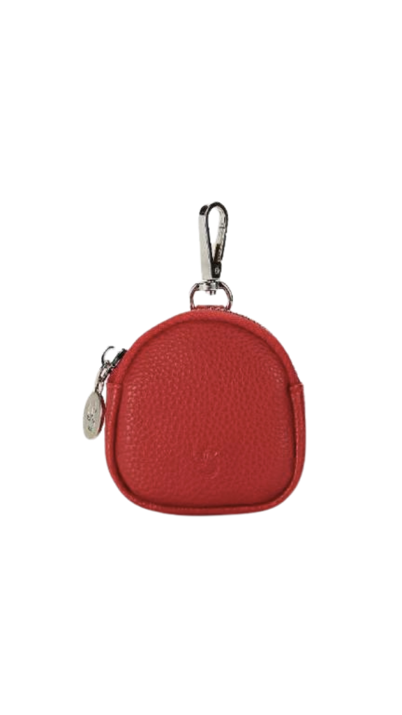 Jax Airpod Pouch (Red)