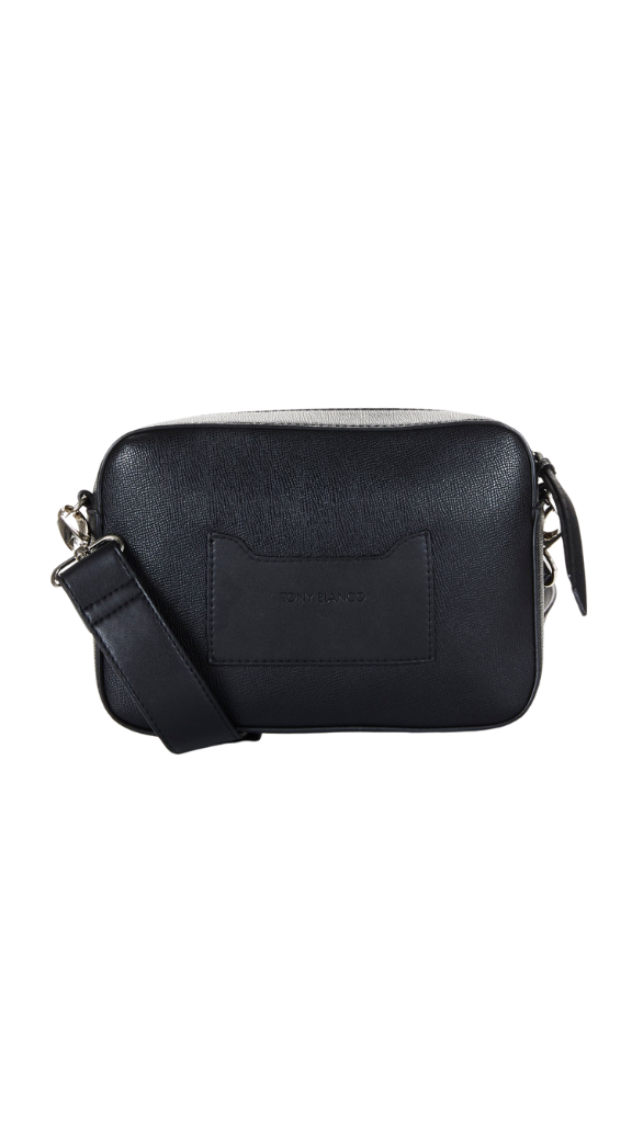Phillip Crossbody Bag (Black)