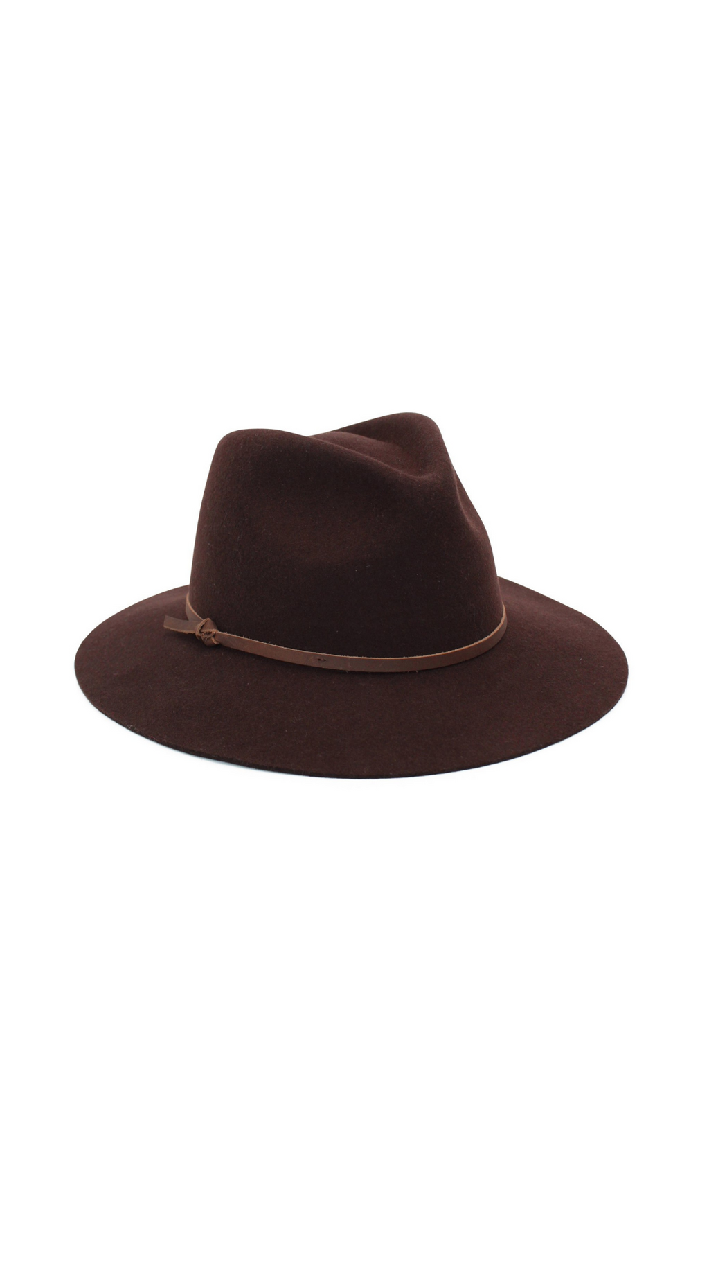 Durango Fedora (Redwood)