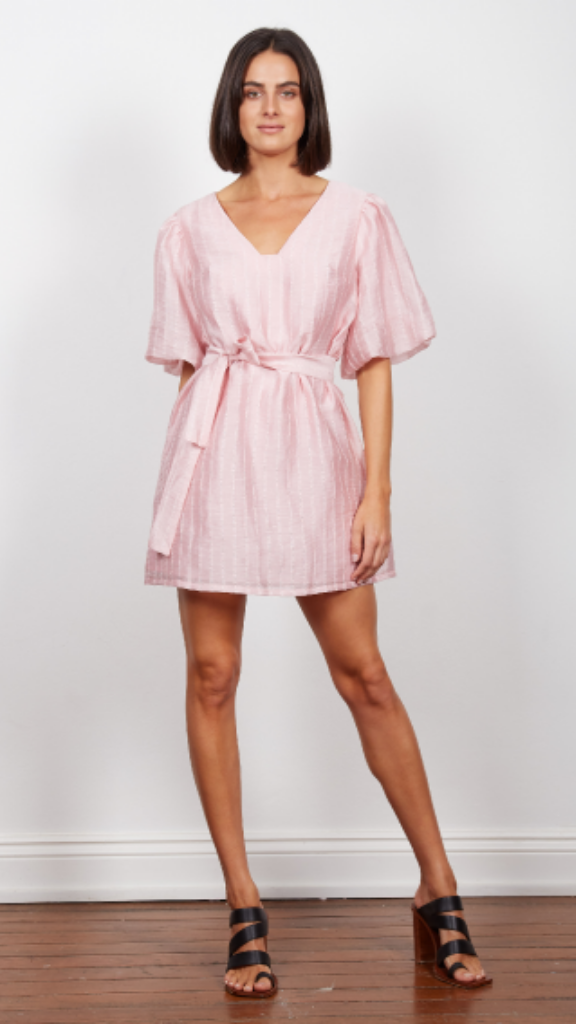 Intentions Dress (Pink)