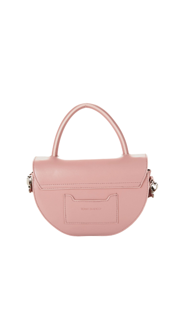 Richa Top Handle Bag (Blush)