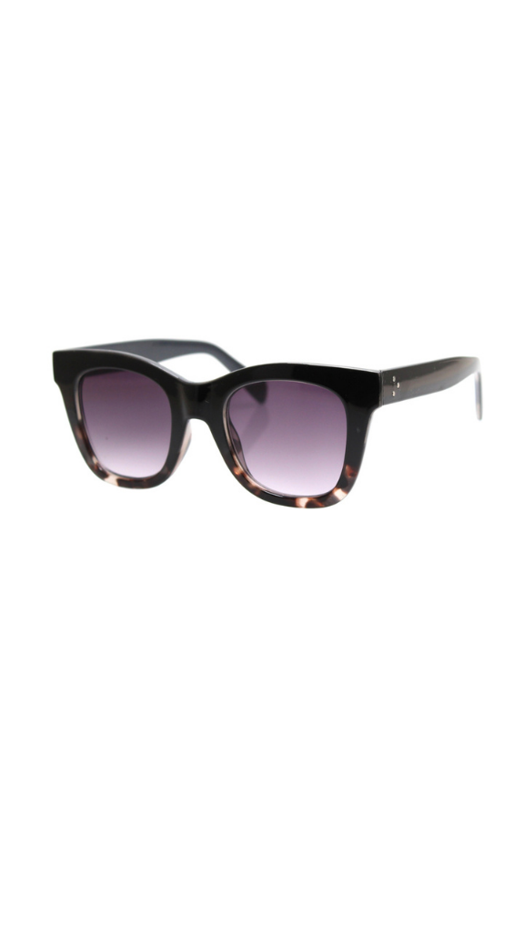 Crush Sunglasses (Black Spice)