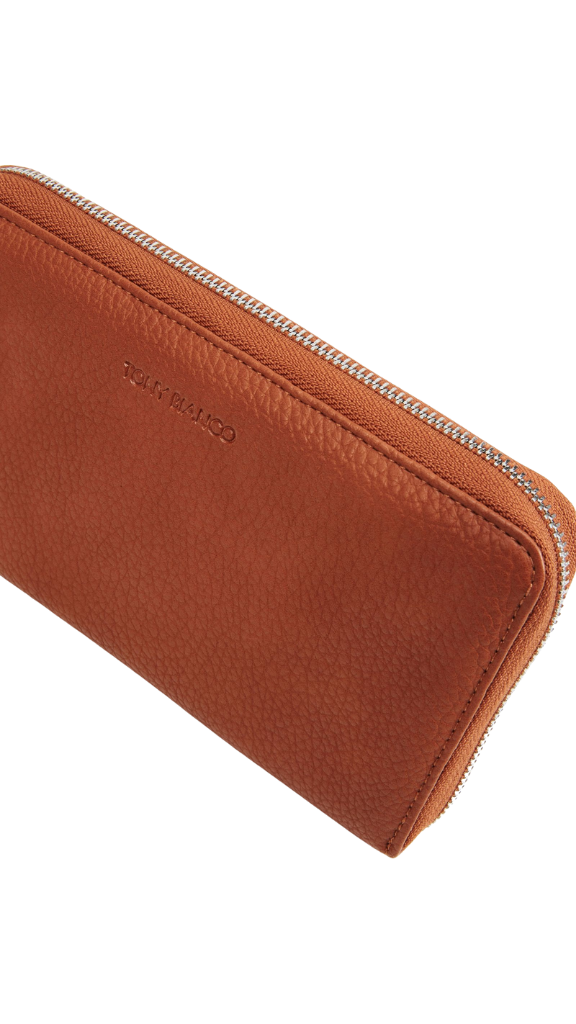 Izzie Wallet (Tan)