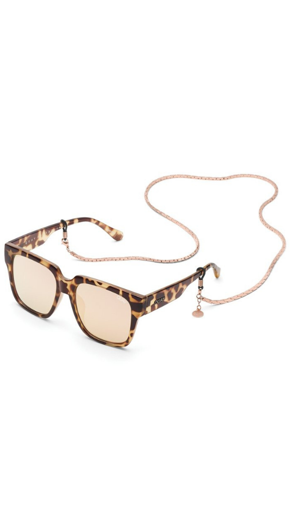 Cobra Chain link Sunnies Chain (2 colors)