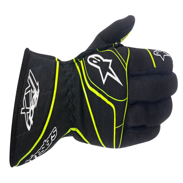 Alpinestars Tech 1KX Race Gloves - Power Republic Online Kart Shop
