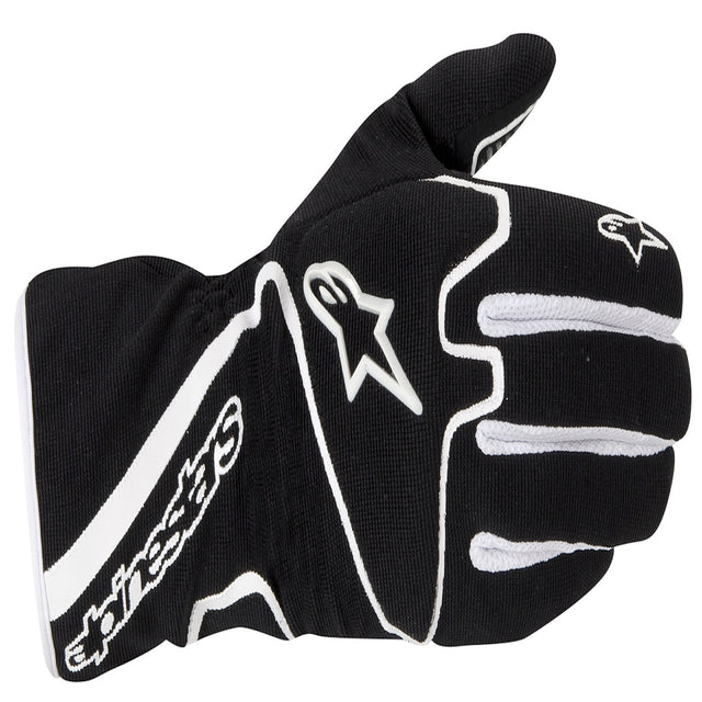 Alpinestars Tech 1K Race Gloves - Power Republic Online Kart Shop
