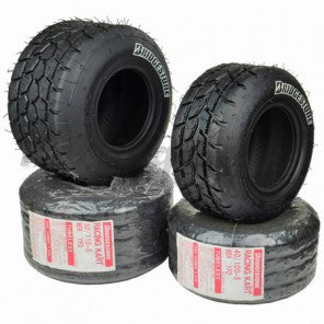 Bridgestone YFD Wet Tyres - Power Republic - Online Kart Shop - Gold Coast - Brisbane