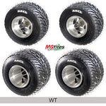 MG White Wet Dry Tyre - Power Republic - Online Kart Shop - Gold Coast - Brisbane