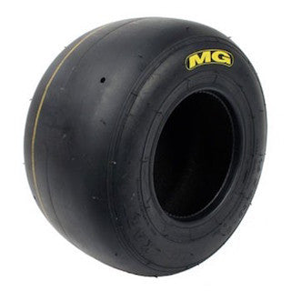 MG Yellow Dry Tyre - Power Republic - Online Kart Shop - Gold Coast - Brisbane