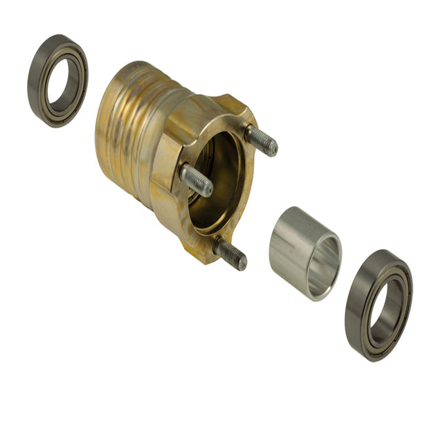 OTK Tony HST Magnesium Front Wheel Hub - Power Republic - Online Kart Shop - Gold Coast - Brisbane