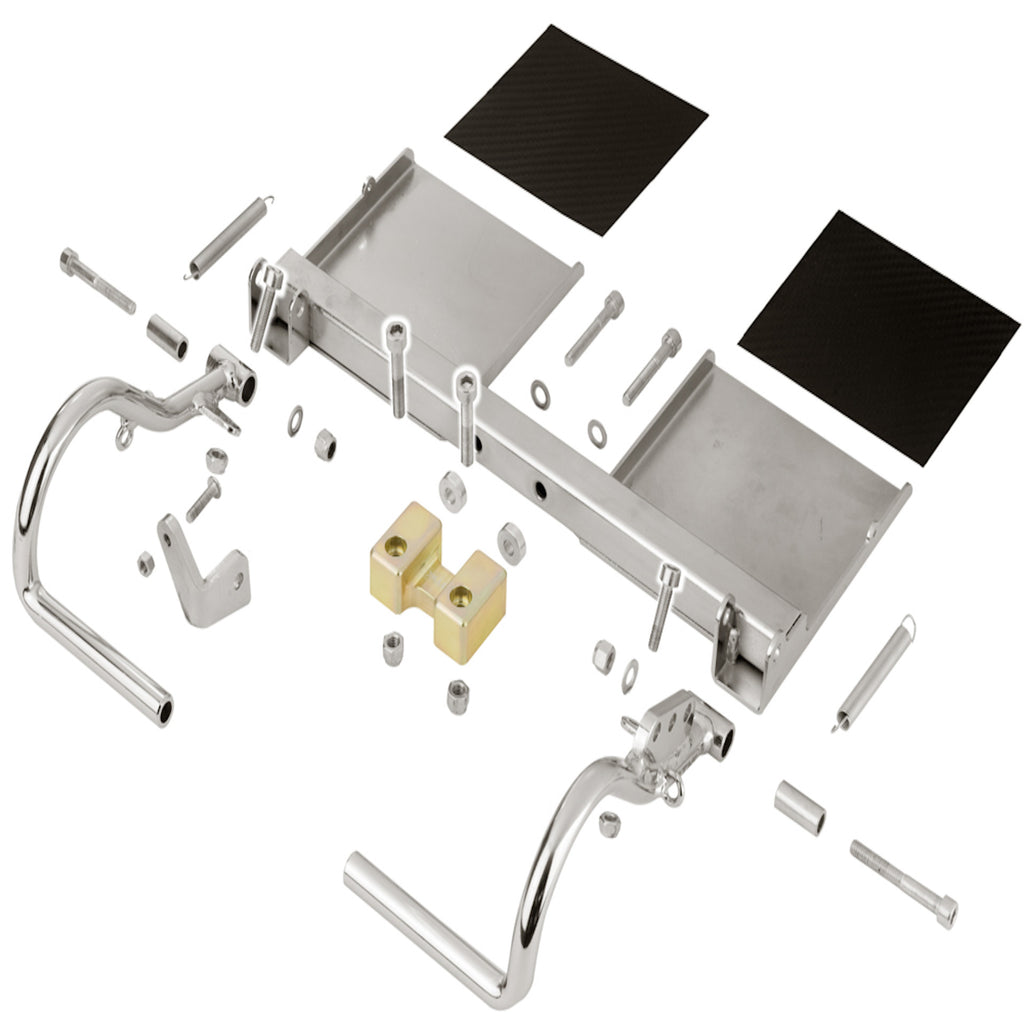 OTK Tony Kart Rudder Pedal Kit - Power Republic - Online Kart Shop - Gold Coast - Brisbane