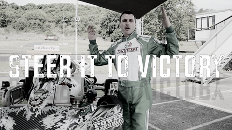 GO KART RACING RITUALS - EPISODE 3 - STEER IT TO VICTORY