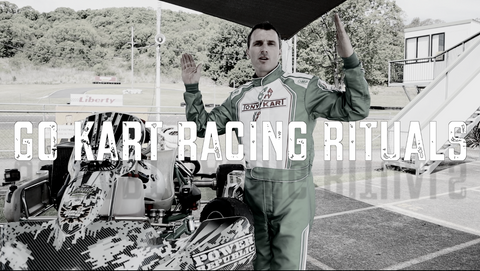 GO KART RACING RITUALS THE COMPLETE TUTORIAL SERIES