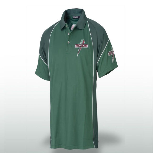 Tony Kart Polo Shirt - Power Republic - Online Kart Shop - Gold Coast - Brisbane