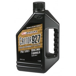 Maxima 927 Castor Oil - Power Republic - Online Go Kart Shop - Gold Coast - Brisbane