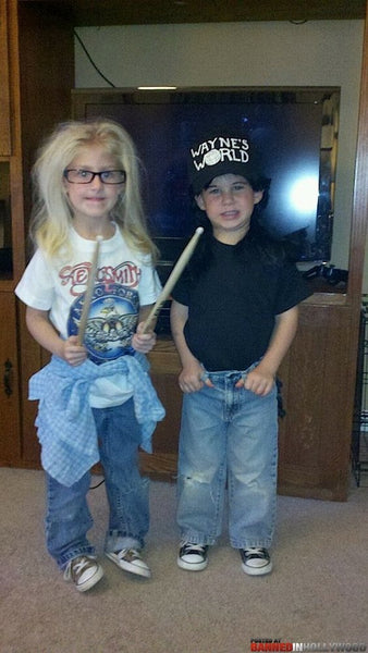 waynes world toddlers