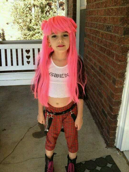 kid gwen stefani costume