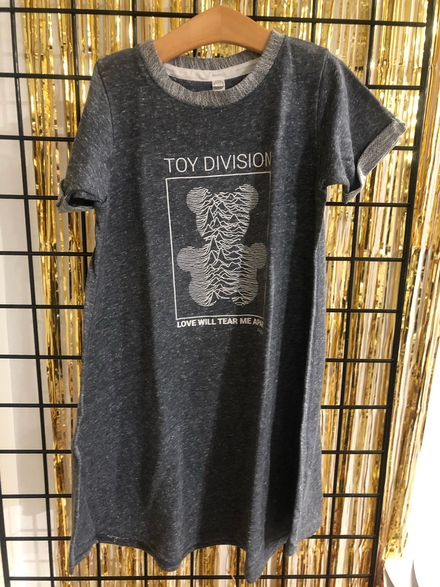 Toy Division Kids Dress Youth M (As-Is #43)