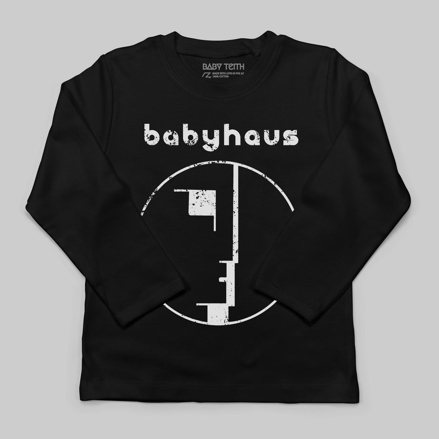 """BabyHaus"" Long Sleeve Tee for Kids"
