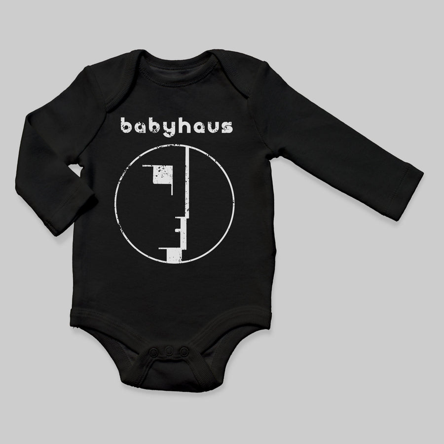 """BabyHaus"" Long Sleeve Baby Bodysuit"