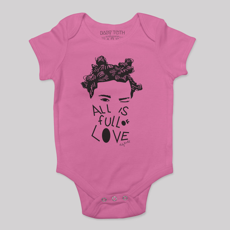 """All is Full of Love"" Bodysuit - Baby Teith"