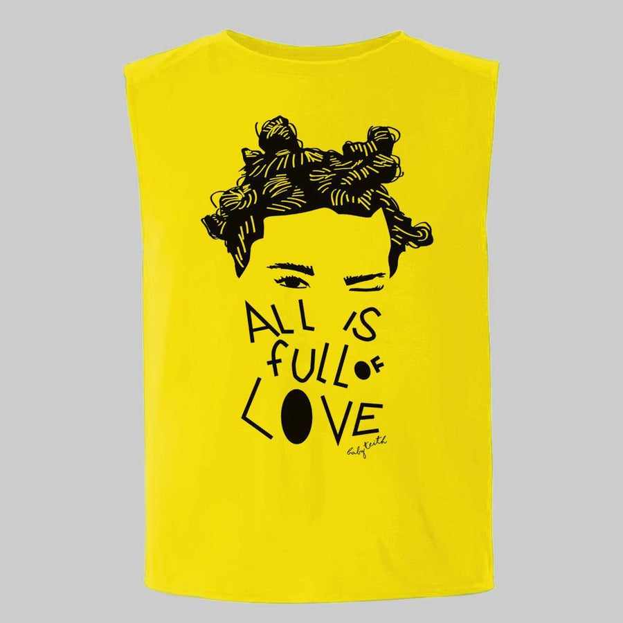 """All is Full of Love"" Sleeveless Tee for Kids"