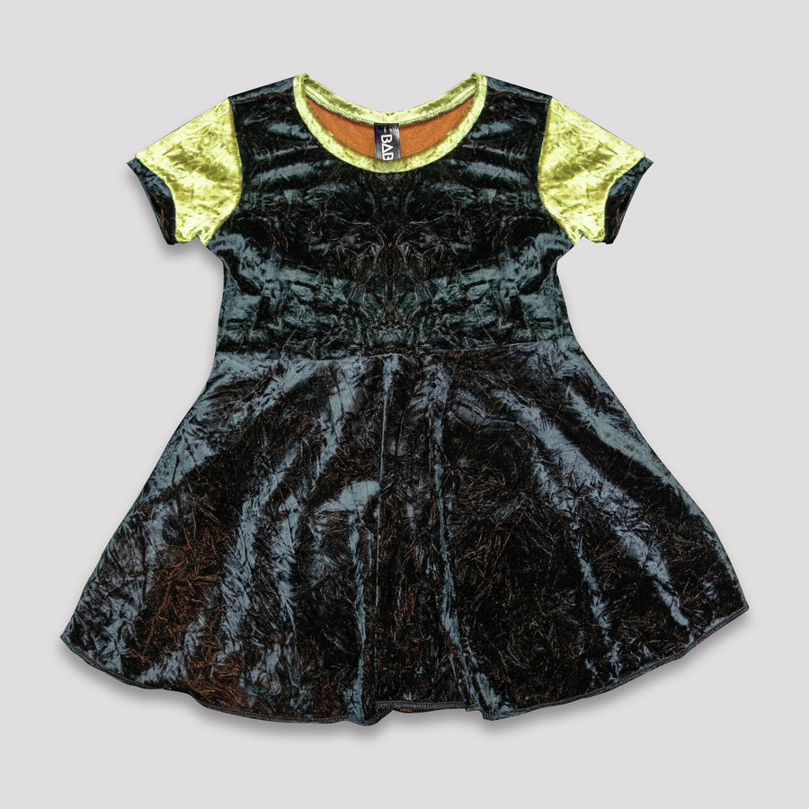 Mazzy Velvet Dress (Limited Available)