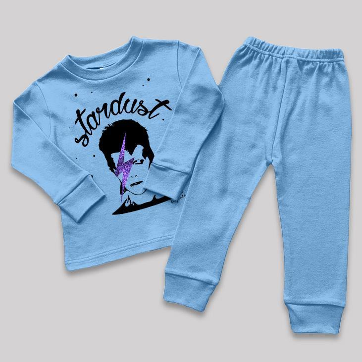 """Stardust"" Long Sleeve and Trouser Gift Set for Kids"