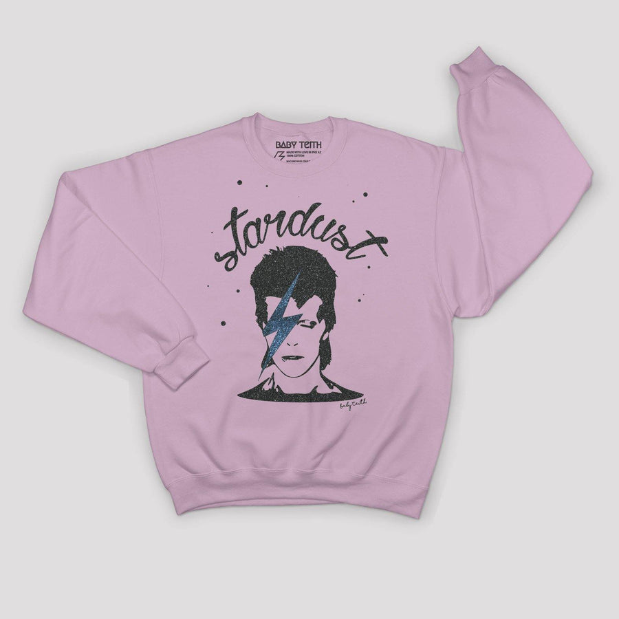 """Stardust"" Fleece Sweatshirt for Adults"