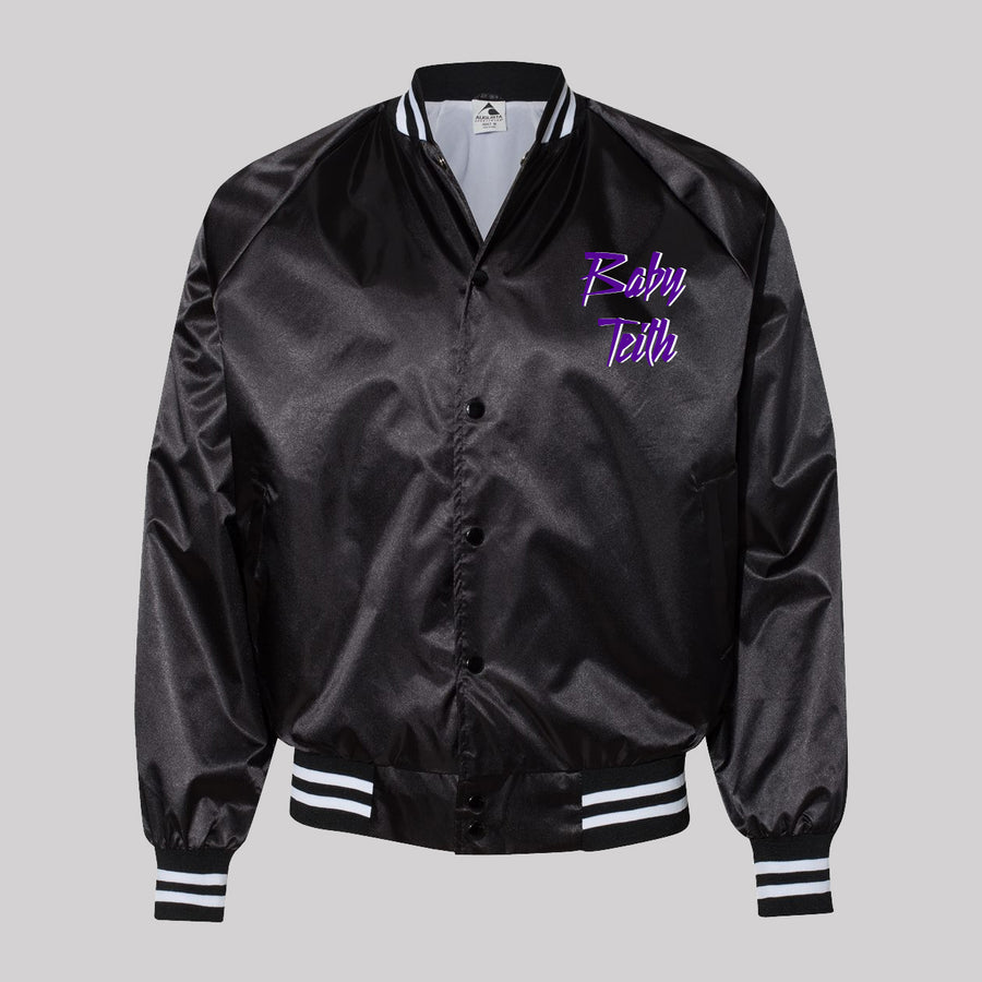 Little Princess Satin Unisex Jacket