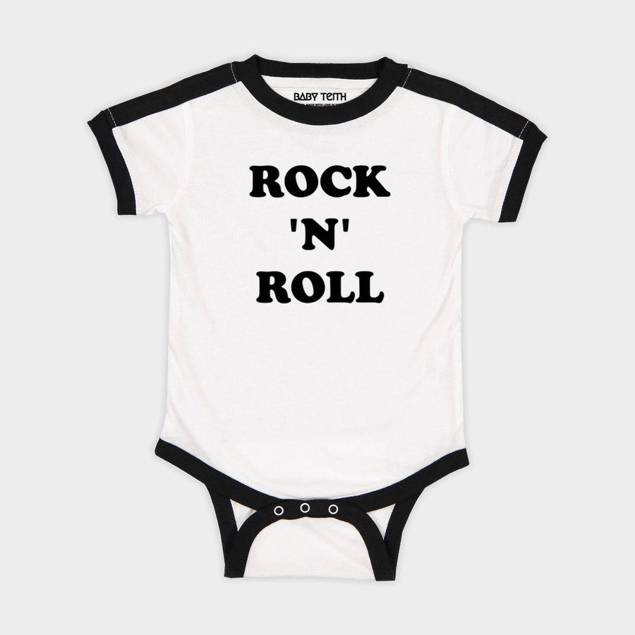 Rock 'N' Roll Baby Bodysuit