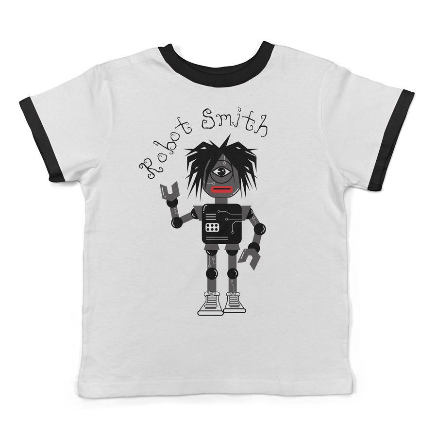"""Robot Smith"" Tee for Babies inspired by the Cure"