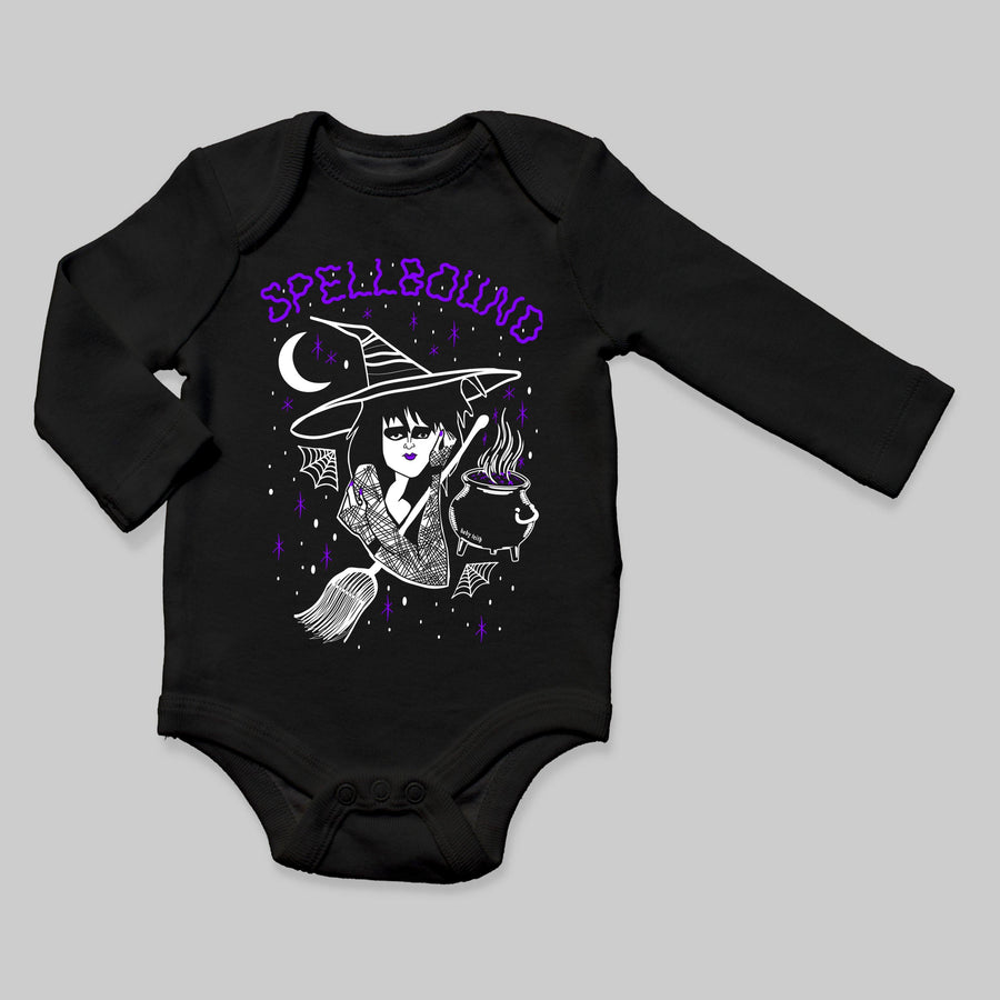 Spellbound Long Sleeve Baby Bodysuit