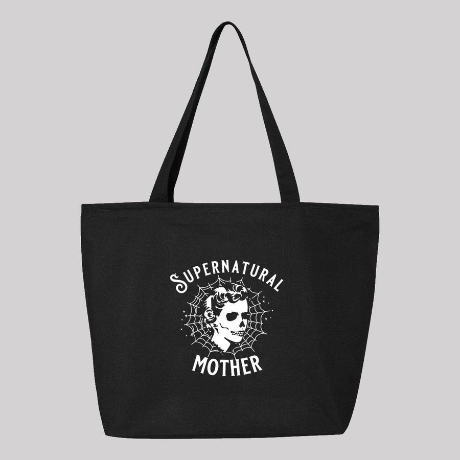 Supernatural Mother Canvas Tote Bag