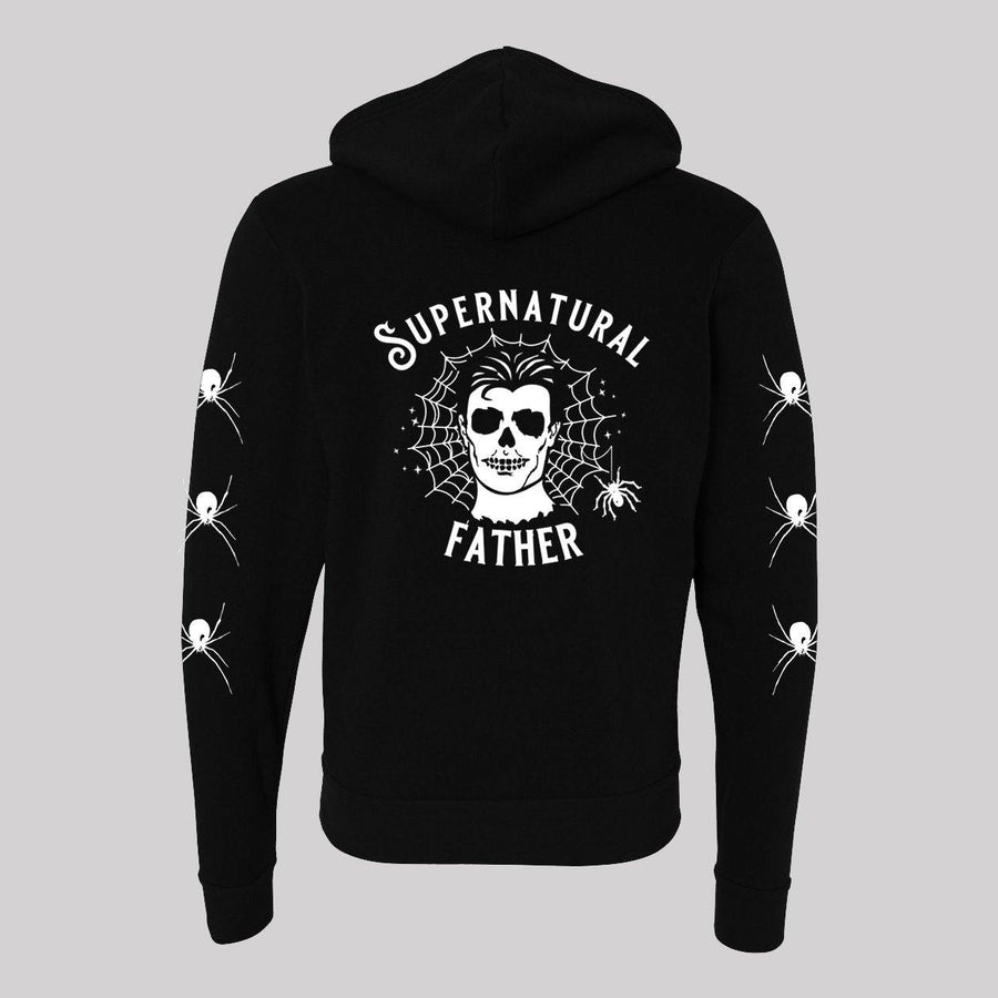 Supernatural Father Zip-Up Hoodie