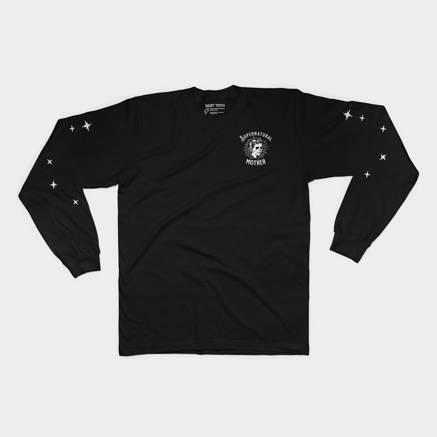 Supernatural Mother Long Sleeve Tee - Back Print
