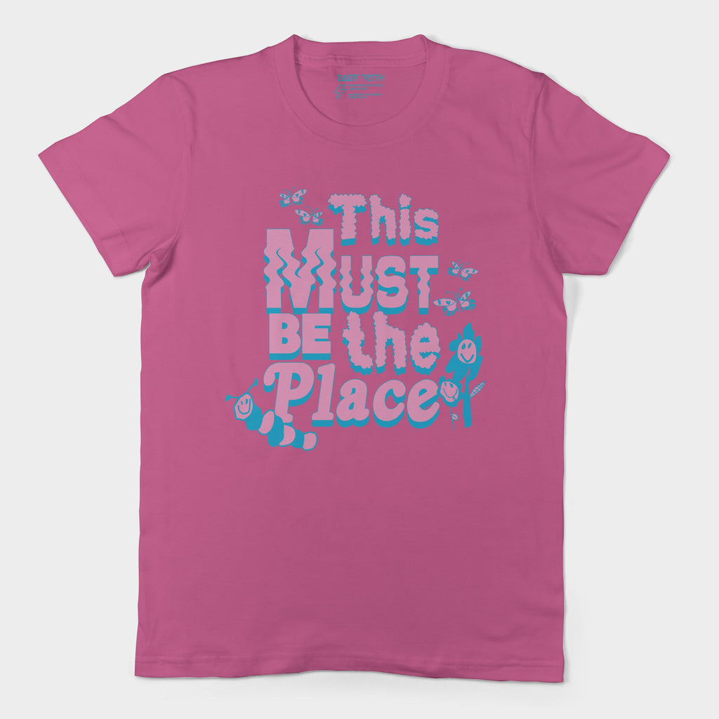 This Must Be The Place Unisex Crewneck for Adults (6 Colors)