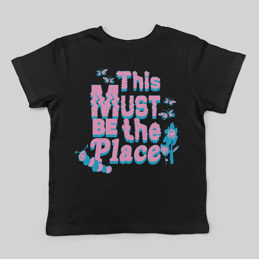 This Must Be The Place Tee for Kids (5 Colors) - Baby Teith