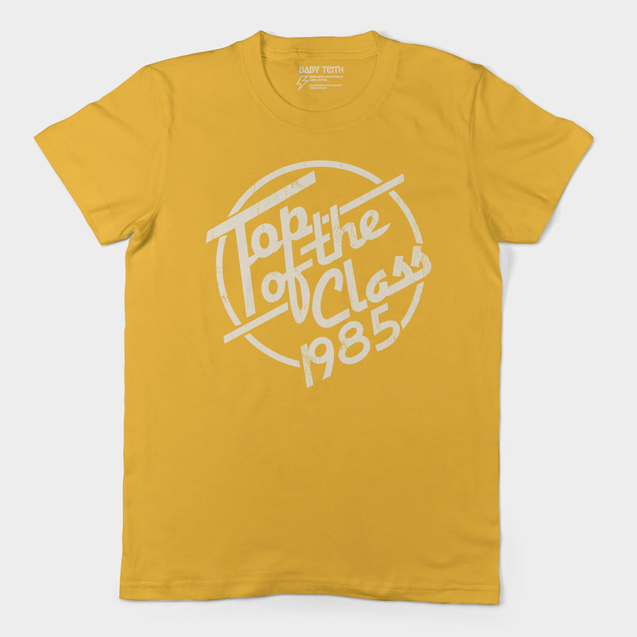 Top of the Class Unisex Tee for Adults (4 Colors)