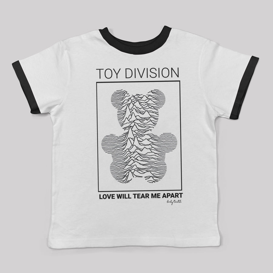 """Toy Division"" Tee for Big Kids"