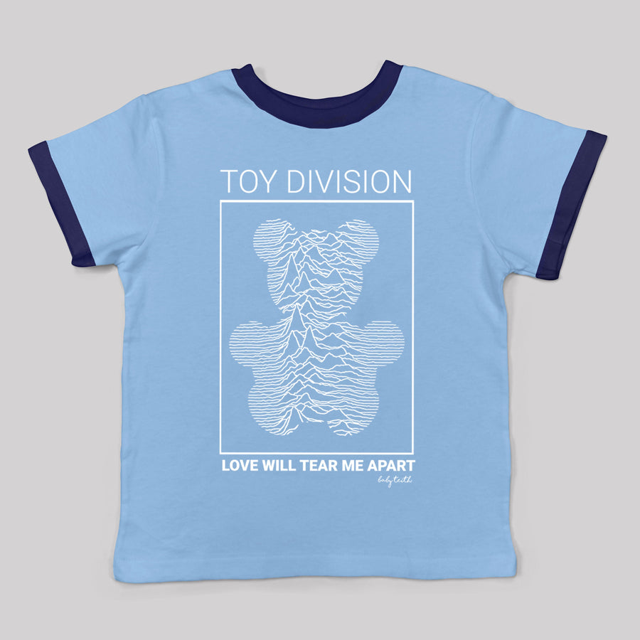 """Toy Division"" Tee for Babies"