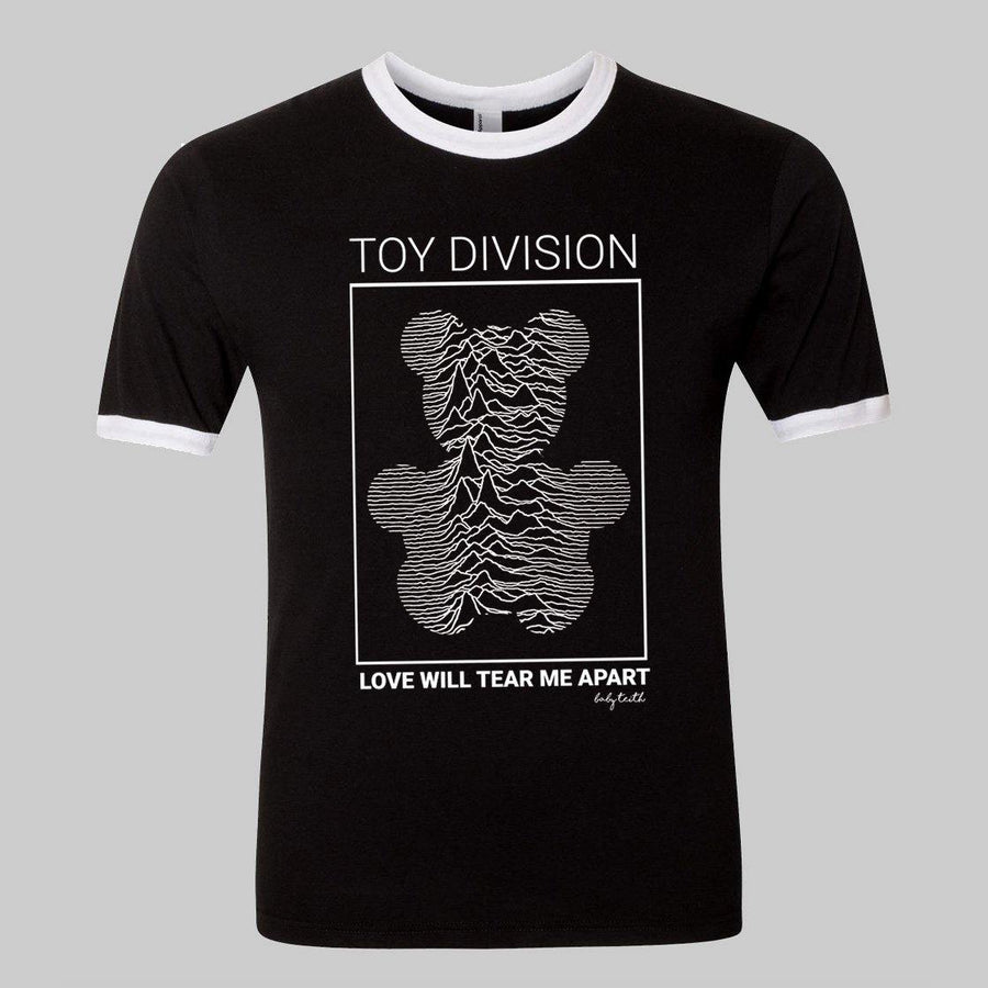 """Toy Division"" Tee for Adults"
