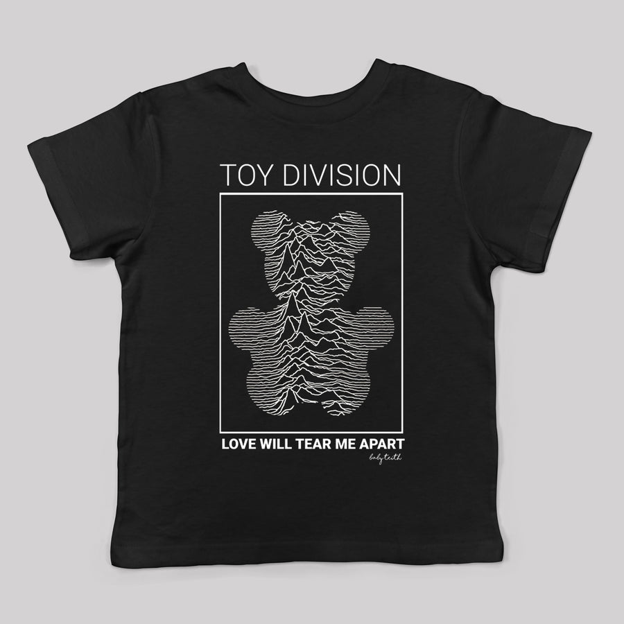 """Toy Division"" Tee for Kids"